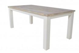 Dining Table with Sandblast